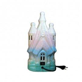 Ионизатор воздуха - модель Теремок Принцесса со светильником